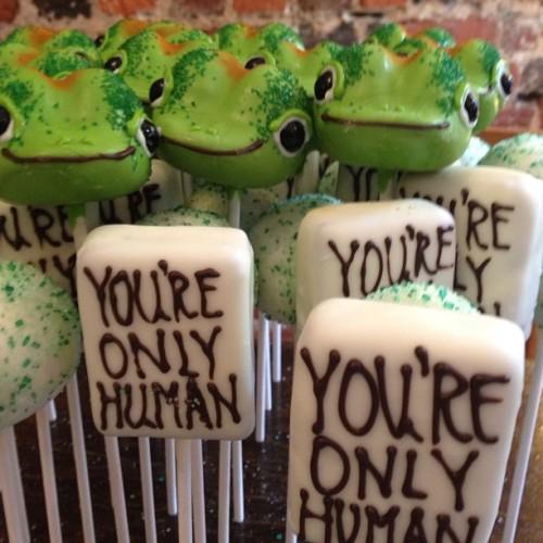 gecko cake pops 2